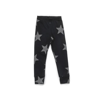Baby Star Leggings Black