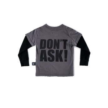 Don't Ask T-Shirt Iron