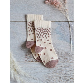 Baby Socks Olenka Cream