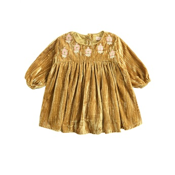 Baby Dress Chachani Honey