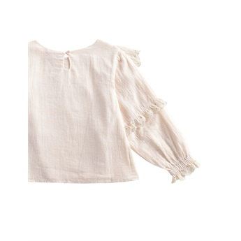 Blouse Tubi Cream