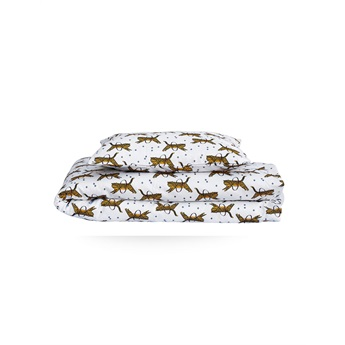 Bedding Playing Tiger - Duvet Cover