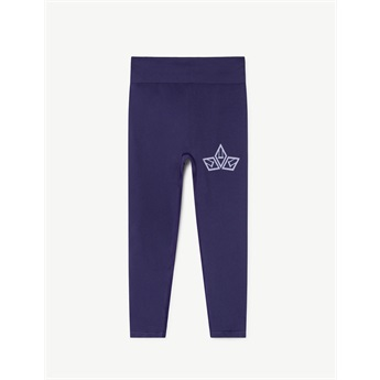 Alligator Leggings Blue