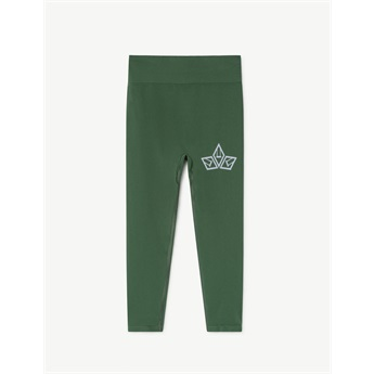 Alligator Leggings Green