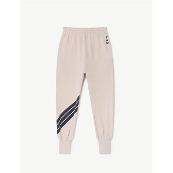 Dromedary Pants White Stripes