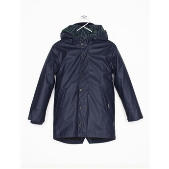 Snake Pit 3 in 1 Waterproof Jacket Mood Indigo Aop