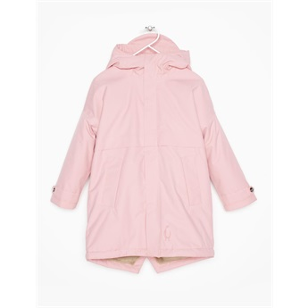 Dessert Fox Parka Powder Pink