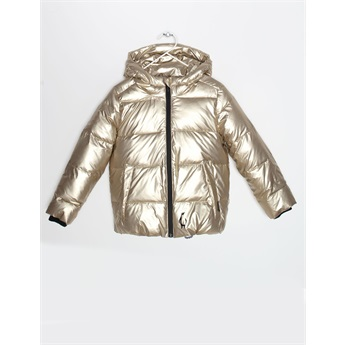 Black Sheep Water Repellent Jacket Gold