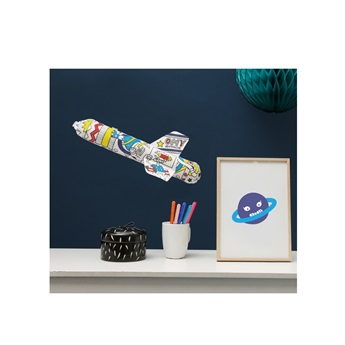 Rocket Inflatable Toy