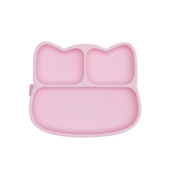 Sticky Plate Cat Powder Pink