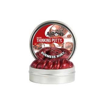 Thinking Putty Precious Burmese Ruby Small