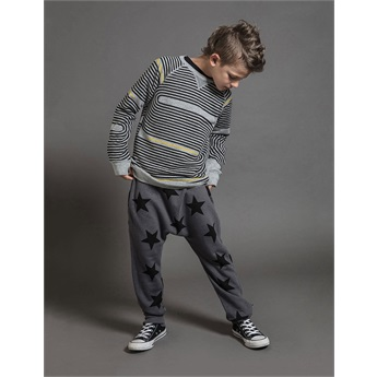 Baby Star Baggy Pants Iron