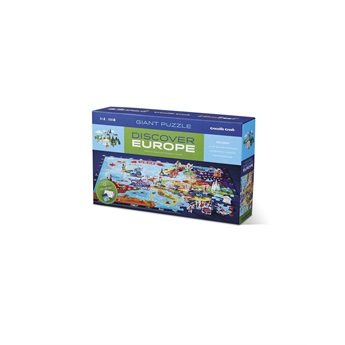 Puzzle + Play Discover Europe