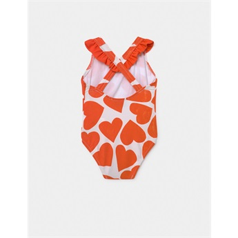 Baby All Over Hearts Swimsuit