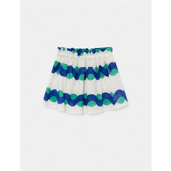 All Over Sea Flares Skirt