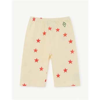 Baby Horse Pants Yellow Stars