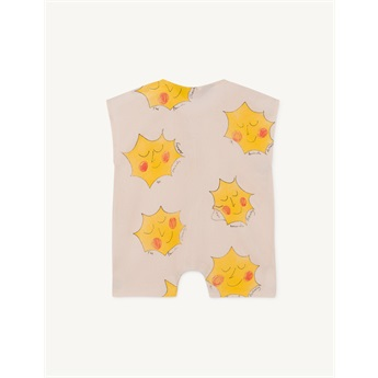 Baby Goose Baby Jumpsuit Rose Suns