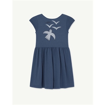 Butterfly Dress Blue Birds