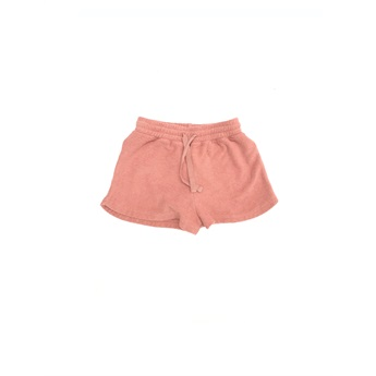 Terry Shorts Rose Tan