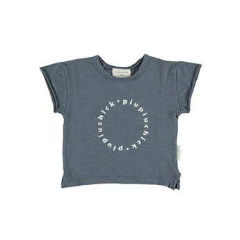 Baby Logo T-Shirt Grey