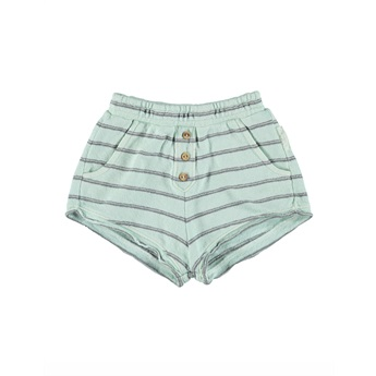 Shorts Greenwater Stripes