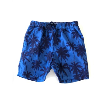 Booby Swimshorts Palms Cyclades