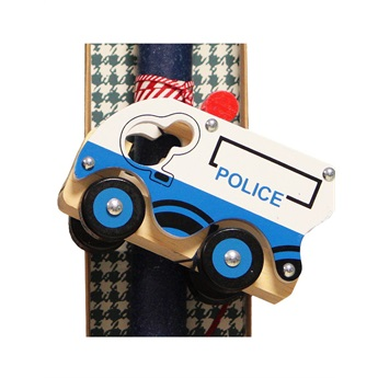 Easter Candle Vehicle - Police