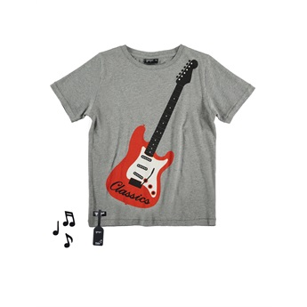 Air Guitar Tee With Sound