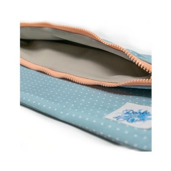 Pouch Big Aqua Dots