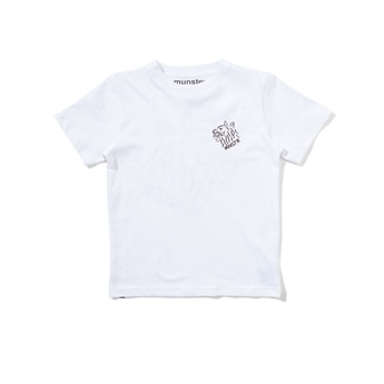 It's A Jungle Tee White