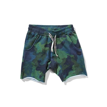 Water Down Shorts Camo