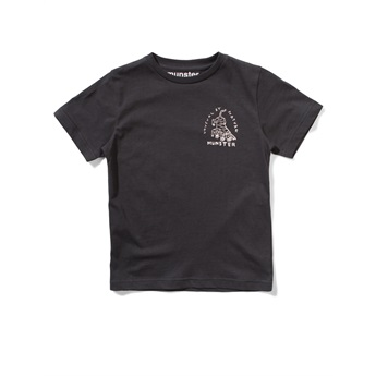 Unusual Tee Soft Black