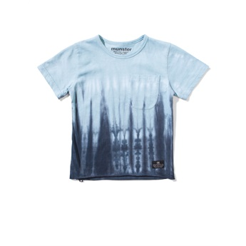 Flood Tee Blue