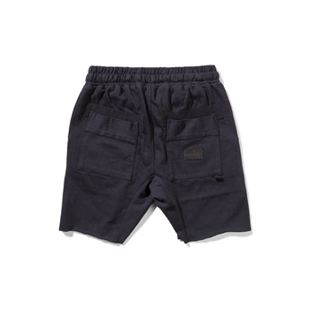 Zap Me Shorts Washed Black