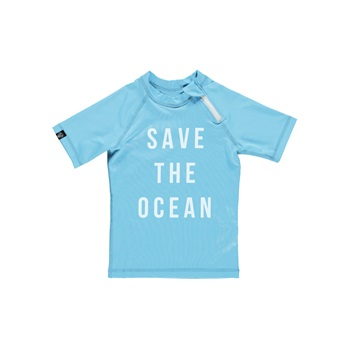 Save The Ocean (*PLASTIC SOUP) T-Shirt UPF50+