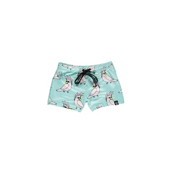 Crazy Cockatoo Swimshort UPF50+