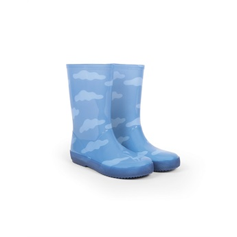 Clouds All Over Boots
