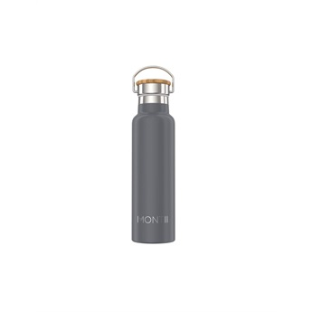 Montii Original Drink Bottle Grey