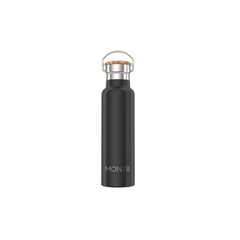 Montii Original Drink Bottle Black