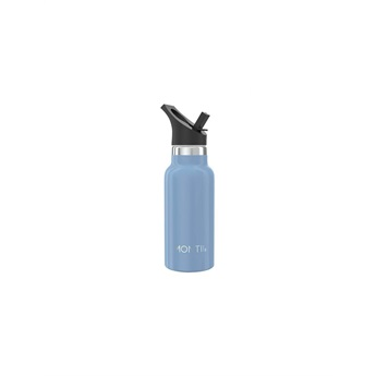 Montii Mini Drink Bottle Slate
