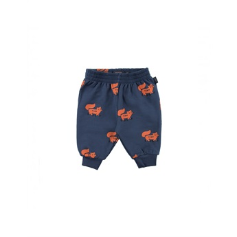 Baby Foxes Sweatpants Navy / Sienna