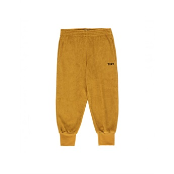 Tiny Sweatpants Mustard / Navy