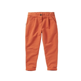 Cropped Chino Light Terracotta