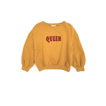 Sweatshirt Golden Yellow