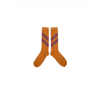 Striped Socks Inca Gold