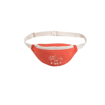 Tiny Fox Fanny Bag Red