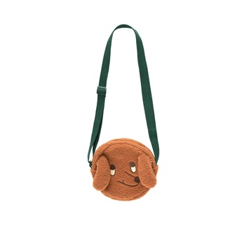 Tiny Dog Sherpa Bag Brown