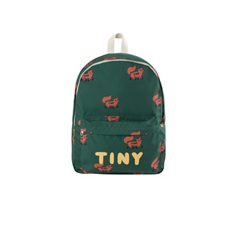 Foxes Big Backpack Sienna / Dark Green