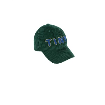 Tiny Cap Dark Green