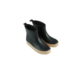 Tiny Rain Boot Black